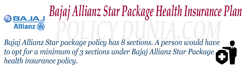 Bajaj Allianz Star Package Policy Review And Features