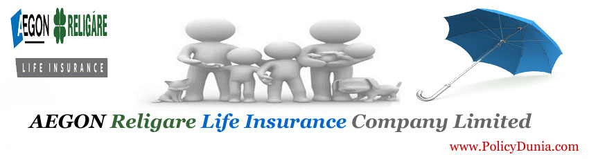 AEGON Religare life insurance Image