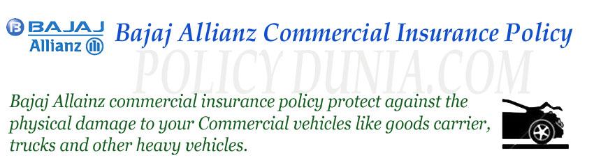 Bajaj-Allianz-commercial-vehicle-insurance