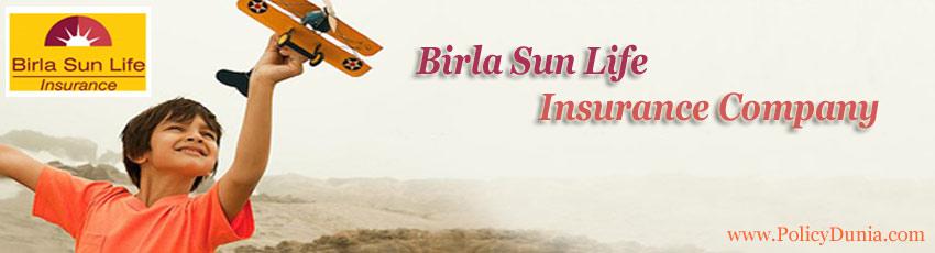 Birla Sun Life Insurance Image