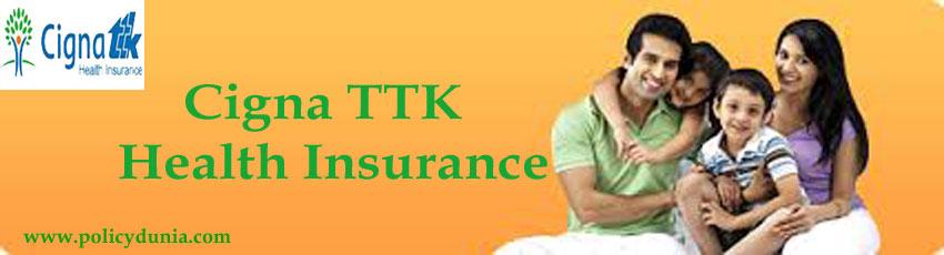 Cigna TTK Health Insurance image