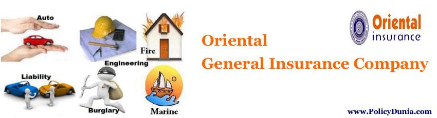 Oriental General Insurance Image