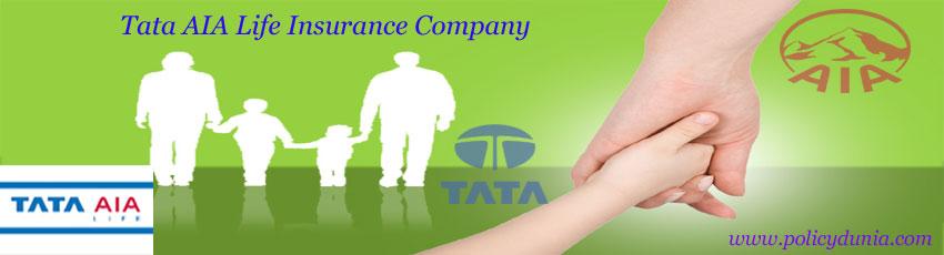 Tata AIA Life insurance company image