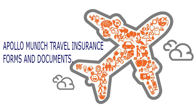 Apollo munich travel insurance forms and documents image
