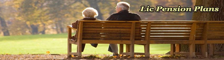 Lic Pension Plans Image