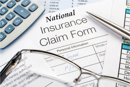 National-Insurance-claim-form image