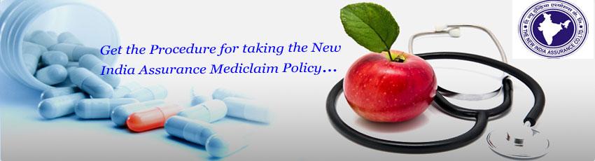 New India Assurance Mediclaim Proposal Form Image