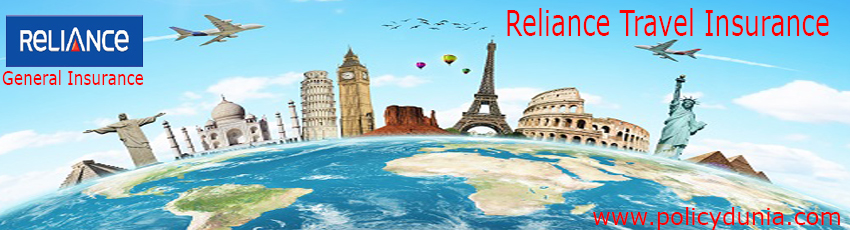 Reliance travel insurance image