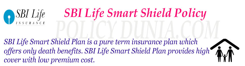 SBI Life Smart Shield Policy Image