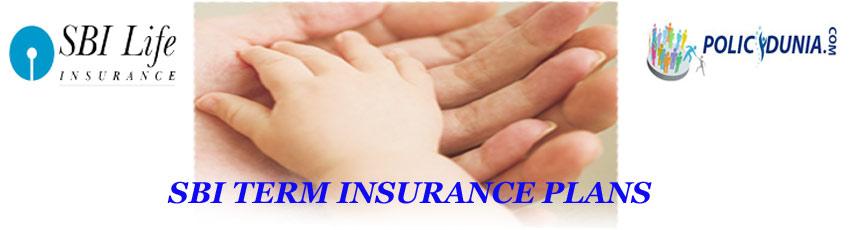 SBI Term Insurance Plan Image