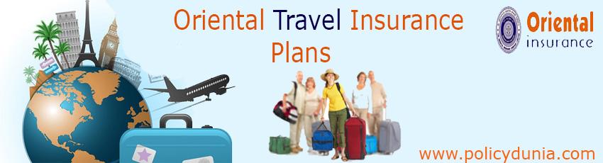 oriental travel insurance image