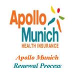 Apollo Munich Renewal Process