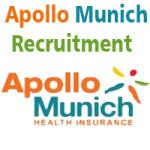 Apollo munich recruitment