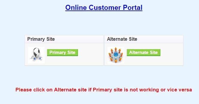 National Insurance Online Customer Portal