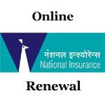 National Insurance Online Renewal