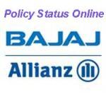 Bajaj Allianz Policy Status