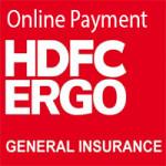 hdfc ergo online payment