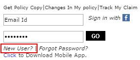 hdfc registration for new users