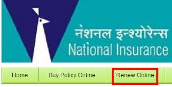 national insurance online renewal home