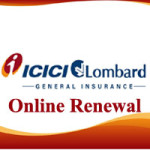 icici lombard insurance renewal