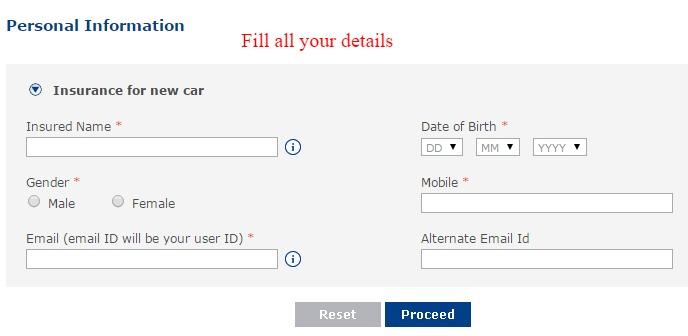 Car Insurance for chola Ms