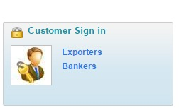 ECGC Customer login 2