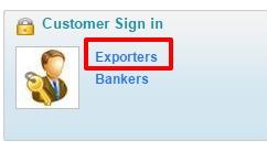 ECGC Exporter option