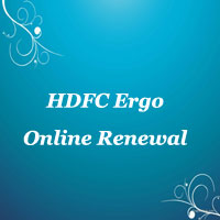 HDFC Ergo General Insurance Renewal | Online Renewal