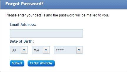 Tata AIG Forgot Password