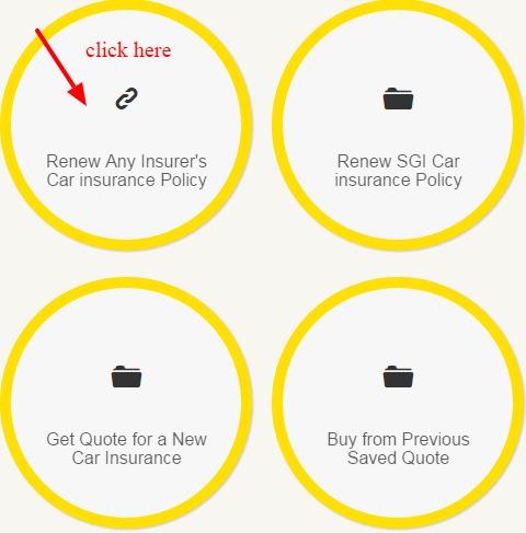 shriram renew car insurance policy