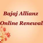 Bajaj Allianz Renewal