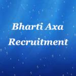 Bharti Axa Recruitment