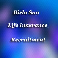 Birla Sun Life Insurance Recruitment - Careers | Apply online