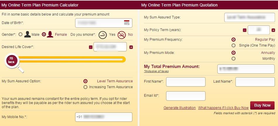 Birla Sun Life Insurance Online Premium Payment - Keijoe888