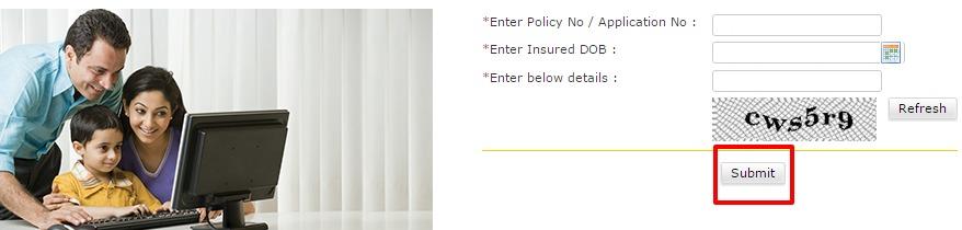 Birla Sun Life Insurance Login Page | New User Registration