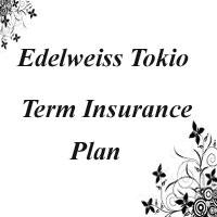 Edelweiss Tokio Term Plan - Group Credit Protection Plan