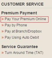 Future Generali life customer service