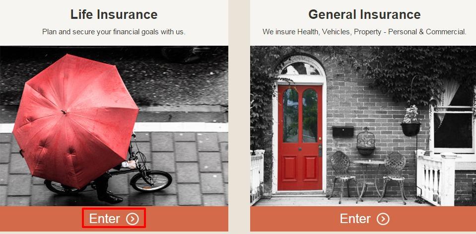 Future Generali life insurance option