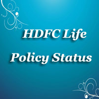 HDFC Life Policy Status, Details | HDFC Life Insurance Login