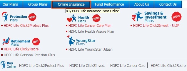 HDFC Life Insurance Online Payment | Pay Premium Online