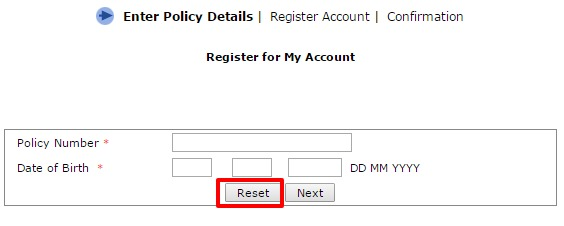 HDFC Life Insurance Login | HDFC New User Registration