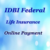 IDBI Federal Life Insurance Online Payment | Buy Policy
