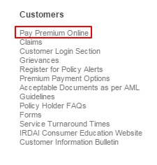 Kotak Online Payment | Buy Policy Online, Pay Premium