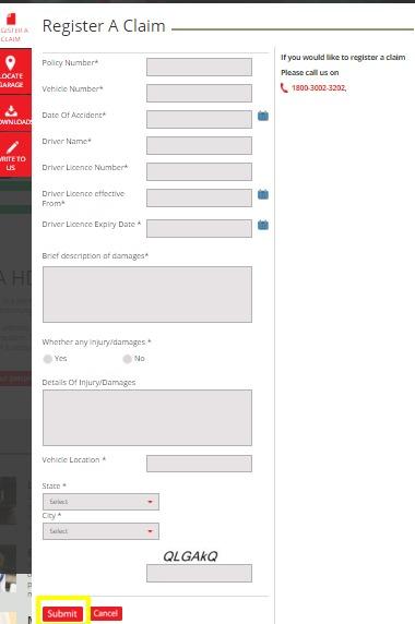 Magma HDI Registartion form