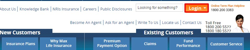 Max Life Insurance Login | Customers User Guide PDF
