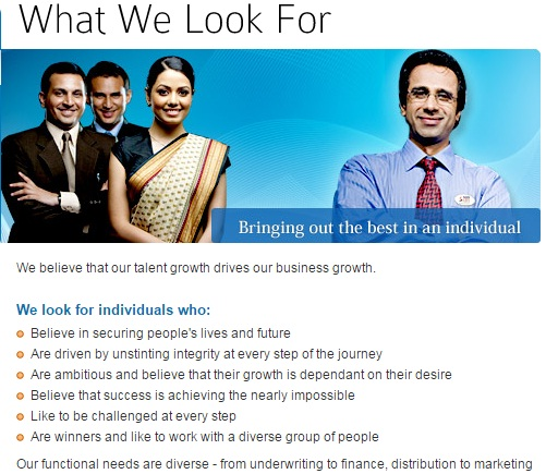 Max Life Insurance Recruitment - Careers | Apply Online