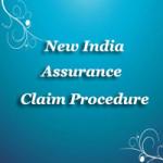 New India Assurance Claim Procedure