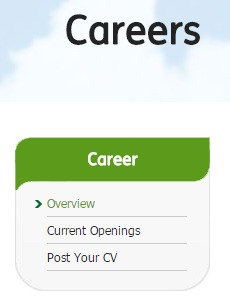 Religare Careers page