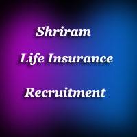 Shriram Life Insurance Recruitment - Careers | Apply Online
