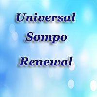 Universal Sompo General Insurance Renewal | Renew online